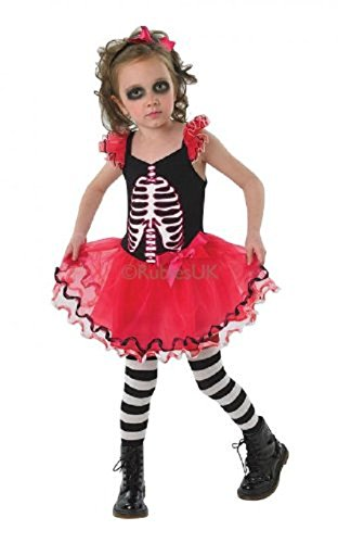 Skull Dress Costume Xlarge Horror Fancy Dress Outfit Halloween Party