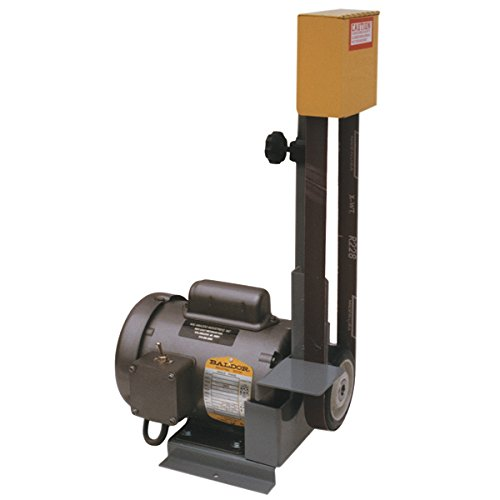 Kalamazoo-1SM-1-Belt-Sander-32-lbs-1725-RPM-13-HP-Motor-1-x-42-Belt-4-Contact-Wheel