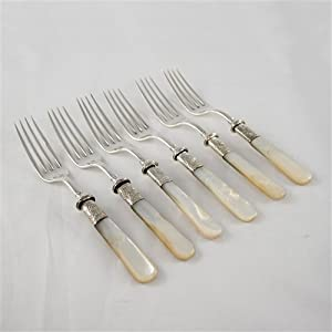 Share facebook twitter pinterest buy it on this website the sterling shop - Pearl handled flatware ...