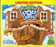 Kellogg\'s Pop-tarts Gingerbread Limited Edition - 16 Pastries (Pack of 4)