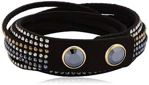 Swarovski Damen Armband Slake Leder 0 mehrfarbig 5021026