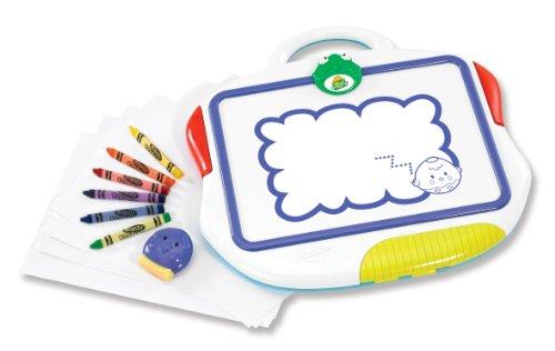 Imagen 1 de Crayola inicios Mi primer escritorio de Arte Junta Scribble