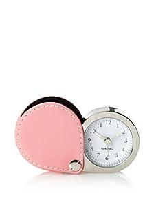 Swing Design Harrison Travel Clock, Blossom