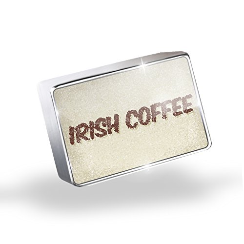 Floating Charms Irish Coffee Cocktail, Vintage Style Fits Glass Lockets, Neonblond
