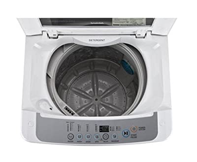 LG T7070TDDL Top-Loading Washing Machine (6 Kg, Blue White)