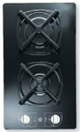 Verona 12 inch Black Gas Cooktop - VECTGG212FE