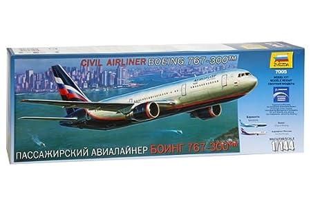 Zvezda - Z7005 - Maquette - Boeing 767-300 - Echelle 1:144