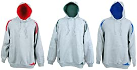 Anaconda Sports® N4105-CI Adult Color Block Scuba Hooded Sweatshirt