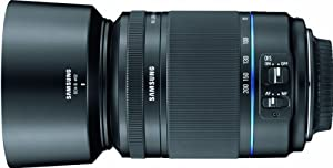 Samsung NX 50-200mm F4-5.6 ED OIS lens