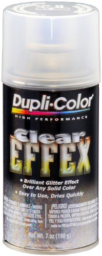 Dupli-Color EFX100 Clear Effex - 7 oz. (Duplicolor Enamel Clear Coat compare prices)