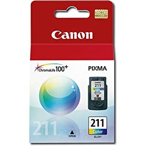 Canon CL-211 Color Cartridge (2976B001)