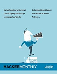 Hacker Monthly Special Issue: Startup Marketing