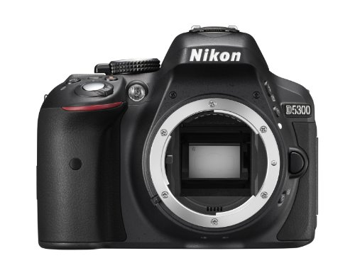 nikon-d5300-digital-slr-camera-body-only-242-mp-32-inch-lcd-with-wi-fi-and-gps-black