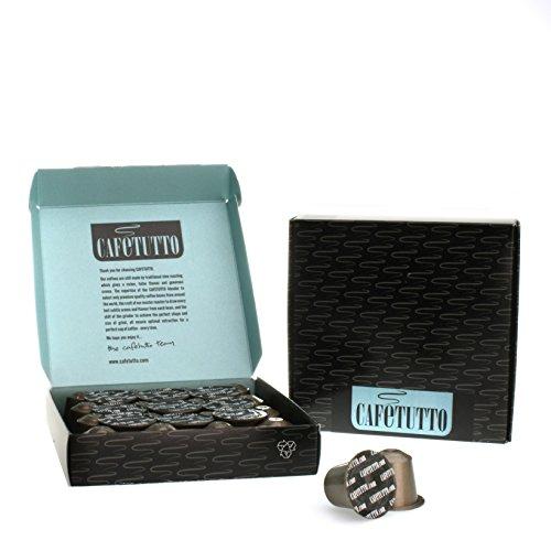Order CafeTutto (Nespresso compatible) Capsules Gran Cru 75's (3 x 25) - CafeTutto