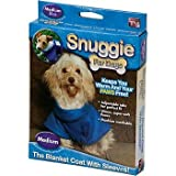 Snuggie for Dogs (Blue, Medium)