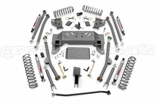 jeep-grand-cherokee-zj-4-brazo-largo-rough-pais-lift-kit-supension-off-road-greggson