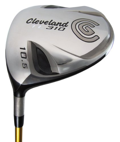 Cleveland TL 310 Launcher Ultralite Driver (Left Hand, Graphite, 10.5 degrees, Stiff)