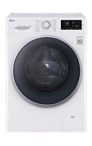 LG FH4U2VDN1 Libera installazione 9kg 1400RPM A+++-30% Bianco Caricamento frontale lavatrice