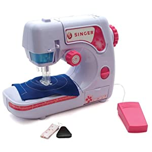 Singer Chainstitch Sewing Machine Battery Operated from NKOK