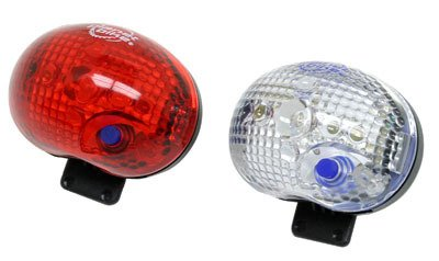 Imagen de Planet Bike Blinky Seguridad 1-Led luces para bicicletas