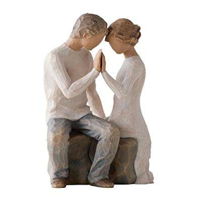 Demdaco Willow Tree Figurine, Around You from KitchenCentre