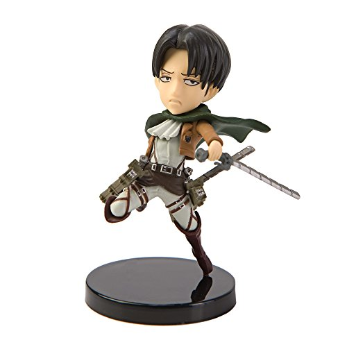 Attack on Titan World Collectible Figure Vol. 1 - Levi