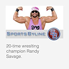 Wrestling Icons: Randy Savage Interview  by Ron Barr Narrated by Ron Barr, Randy Savage