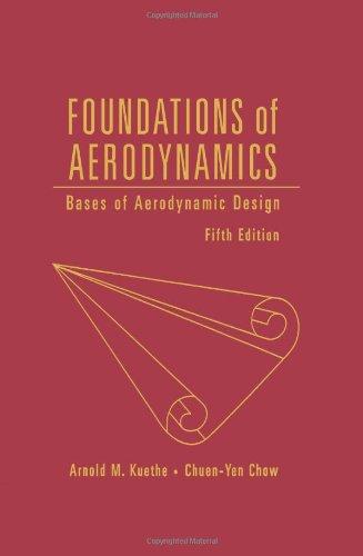 foundations of aerodynamics kuethe solution manual