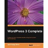 Wordpress 3 Completeby April Hodge Silver