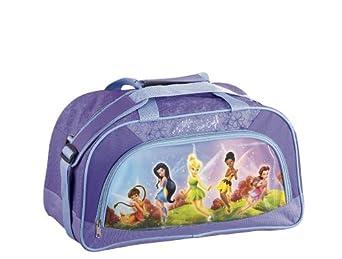 Disney By Heys Luggage Disney Fairies Follow The Pixie Dust 18 Inch Soft Side Duffel Bag, Fairies, One Size
