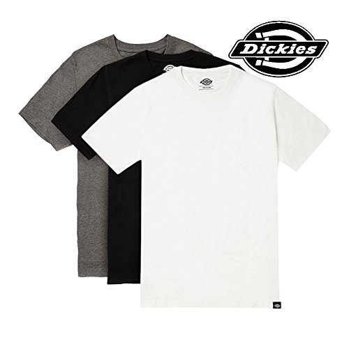 dickies-t-shirt-homme-noir-small