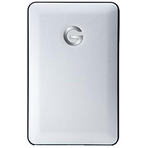 G-Technology (HGST) G-DRIVE slim  USB 3.0対応 外付けポータブルハードディスク 500GB  【3年保証】 0G02872AZ