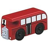 ラーニングカーブ きかんしゃトーマス 木製レール バーティー 99008
