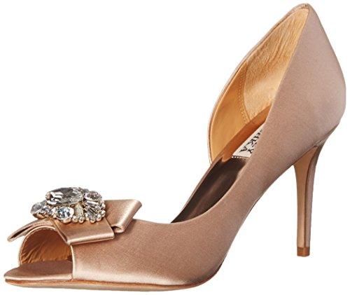 badgley-mischka-reality-women-us-8-gold-heels