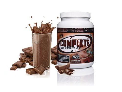 All Pro Science, Complete 100% Grass Fed Protein, Bavarian Chocolate, 640-Grams
