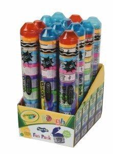 Crayola Dough funpack tube
