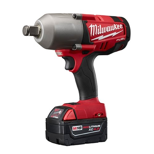"""Milwaukee 2764-22 M18 Fuel 3/4"""" High-Torque Impact Wrench With Ring Kit"""