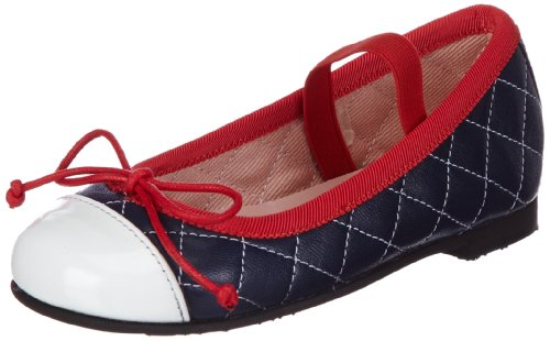 Pretty Ballerinas Girls' 39279 SHADE BLANCO Ballet Flats