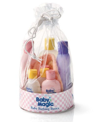Baby Gift Bath Sets : Baby care gift set magic bath bag pack of