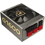 LEPA G Series 1600-Watts ATX12V/EPS12V SLI Ready Crossfire 80 Plus Gold Certified Full Modular 240-Pin 1700 Power Supply (G1600-MA)
