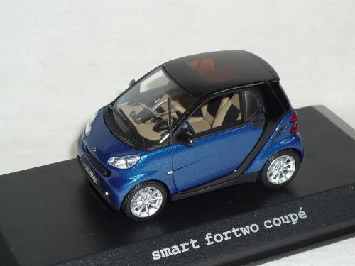 SMART FORTWO FOR TWO 2 COUPE BLAU