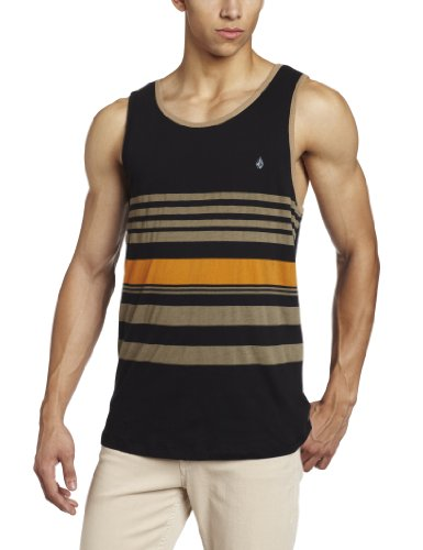 Volcom - Mens Think Tank Top, Size: X-Large, Color: Black