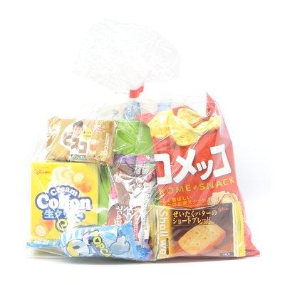 グリコのお菓子詰め合わせ 500円 袋詰め