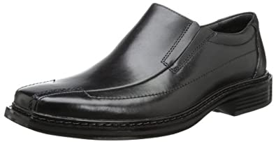 Bostonian Men's Capi Slip-on,Black,7 M