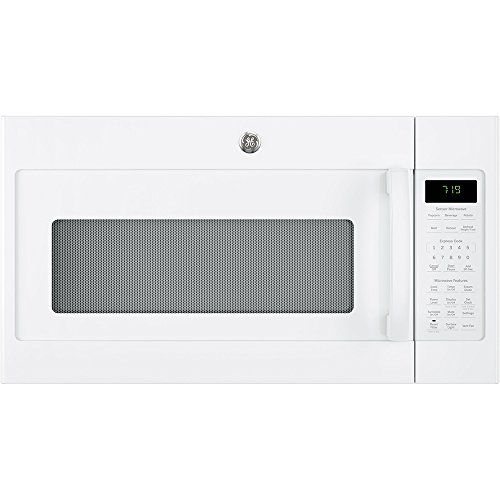 GE Profile White Over-The-Range Microwave Oven (Over The Range Microwave 30 Inch compare prices)