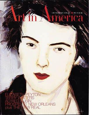 Art in America magazine, February 2009, Vetrocq, Marcia E. (editor)