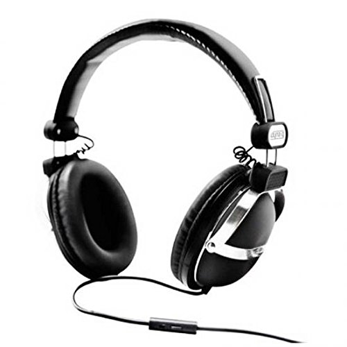 auriculares-micro-gavio-stormer-negro-piel