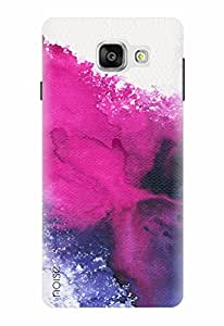 Noise Designer Printed Case / Cover for Samsung Galaxy A5 2016 Edition / Patterns & Ethnic / Paints To The World Design