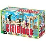 CitiBlocs 300-Piece Wooden Building Blocks
