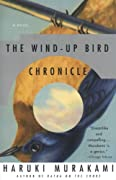 The Wind-Up Bird Chronicle by Haruki Murakami cover image